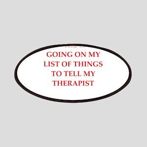 therapist Patch
