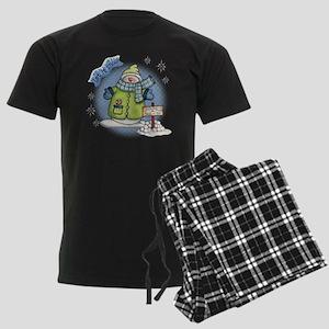 Let It Snow (for black) Pajamas
