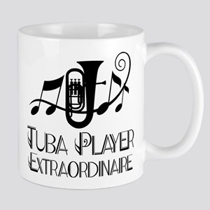Tuba Player Extraordinaire Mugs