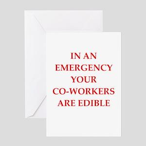 emergency Greeting Cards