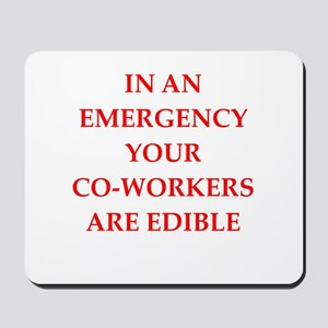 emergency Mousepad