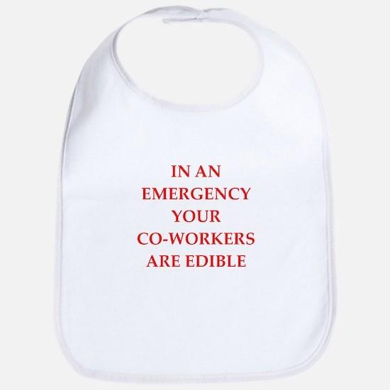 emergency Baby Bib