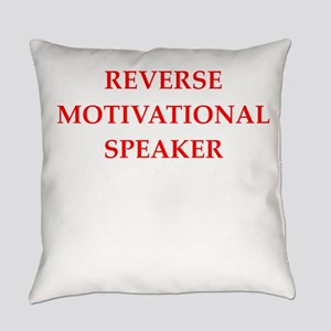 critic Everyday Pillow