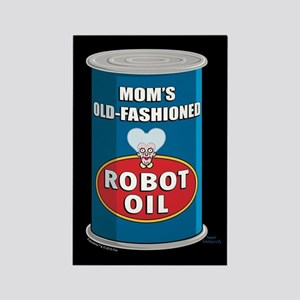 Futurama Robot Oil Rectangle Magnet