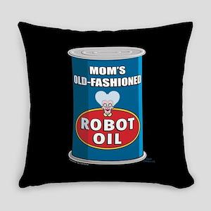Futurama Robot Oil Everyday Pillow