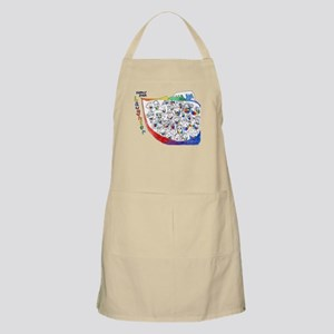Happily Ever Laughter BBQ Apron