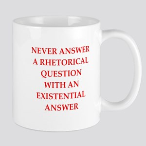question Mugs
