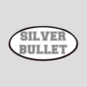 SILVER BULLET Patch
