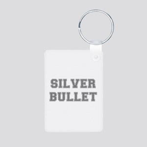 SILVER BULLET Keychains
