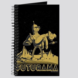 Futurama Bender and Fry Journal