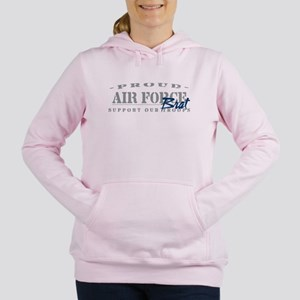 Proud Air Force Brat (Blue) Sweatshirt