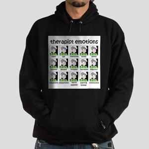 therapist emotion Sweatshirt