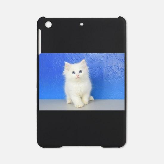 Joseph - Red Bicolor Ragdoll Kitten iPad Mini Case