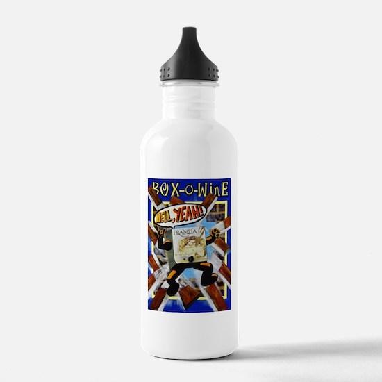 Box o Wine Water Bottle
