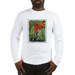 Indian Paintbrush Long Sleeve T-Shirt