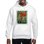 Indian Paintbrush Hooded Sweatshirt