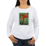 Indian Paintbrush Women's Long Sleeve T-Shirt