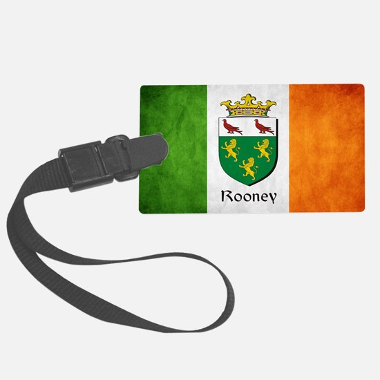 Cute Irish surname Luggage Tag