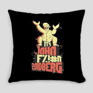 Futurama John Fing Zoidberg Everyday Pillow