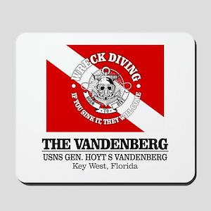 Vandenberg Mousepad