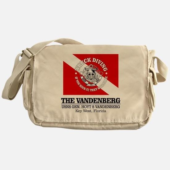 Vandenberg Messenger Bag