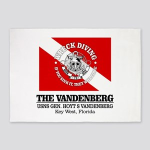 Vandenberg 5'x7'Area Rug