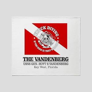 Vandenberg Throw Blanket