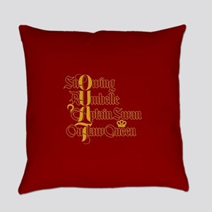 OUAT Power Couples Everyday Pillow