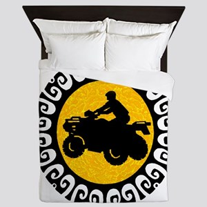 ATV Queen Duvet