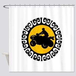 ATV Shower Curtain