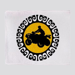 ATV Throw Blanket