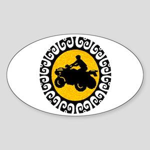 ATV Sticker