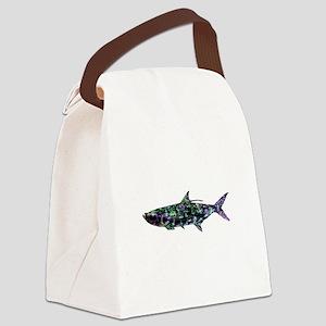 NIGHTTIME Canvas Lunch Bag