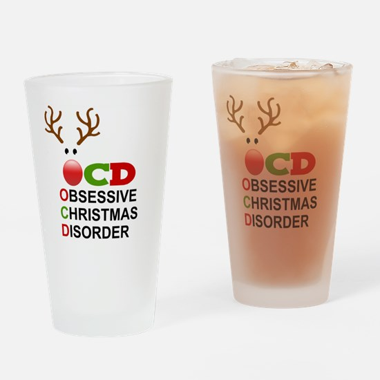 Cute Disorders Drinking Glass