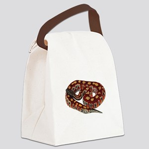 RESTING Canvas Lunch Bag