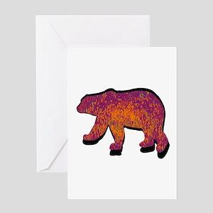 BEAR Greeting Cards