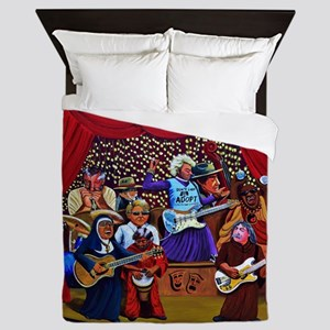 All Star Jam Queen Duvet