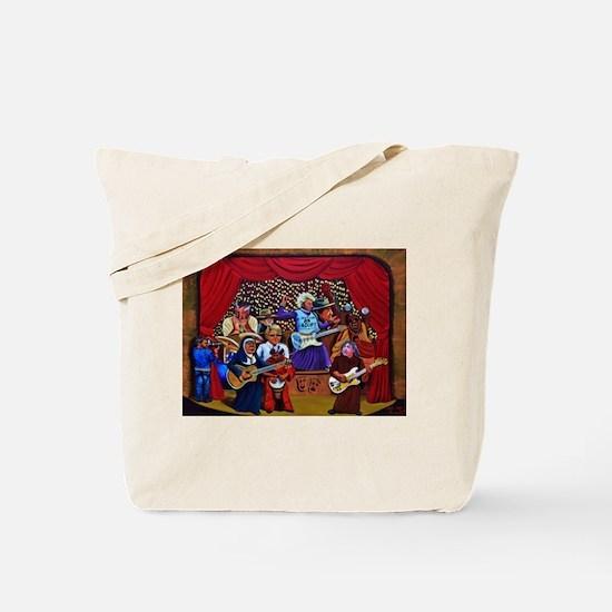 All Star Jam Tote Bag