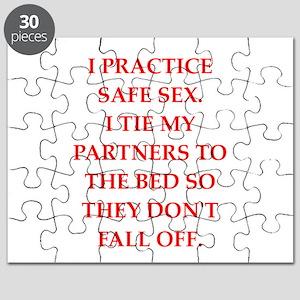 safe sex Puzzle