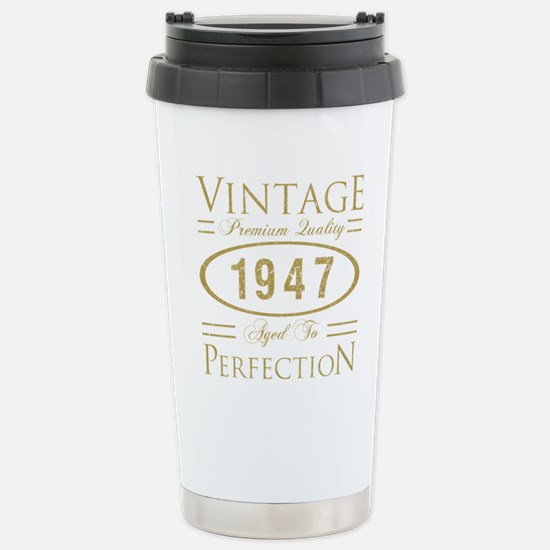 1947 Premium Quality Stainless Steel Travel Mug