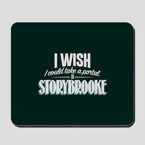 OUAT Portal to Storybrooke Mousepad