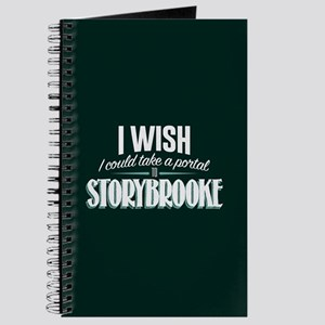 OUAT Portal to Storybrooke Journal