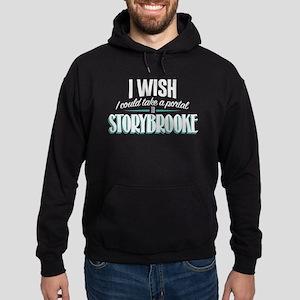 OUAT Portal to Storybrooke Hoodie (dark)