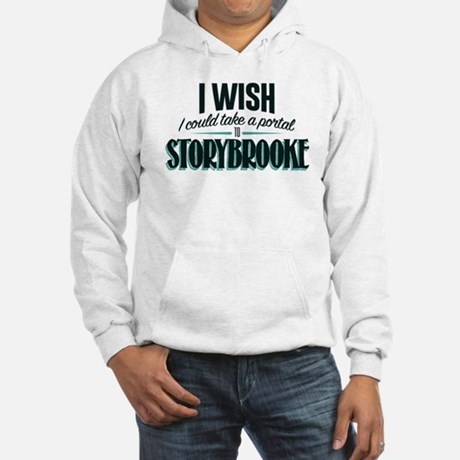 OUAT Portal to Storybrooke Hoodie