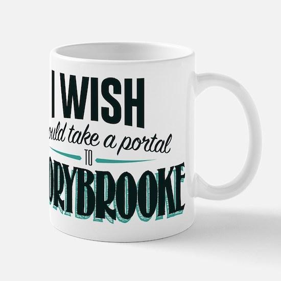 OUAT Portal to Storybrooke Mug