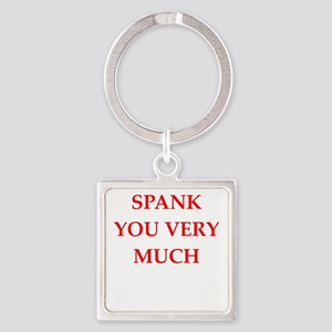 spank Keychains