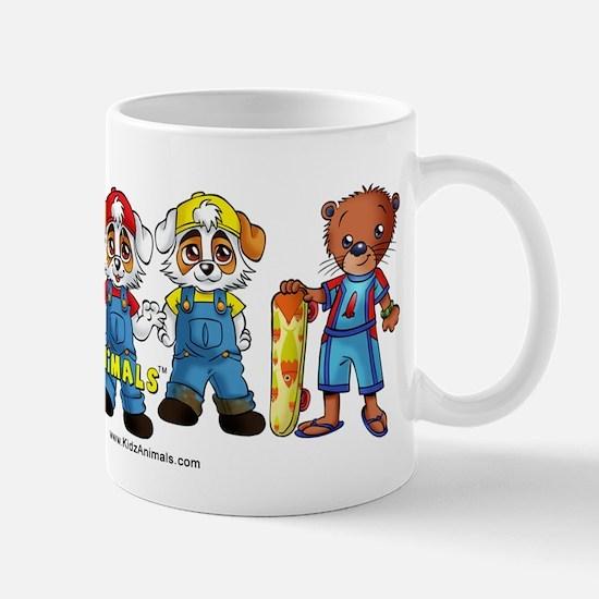 M1.a - Kidzanimals Boys - Mugs