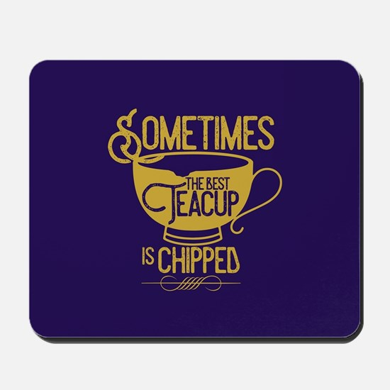 OUAT Teacup Mousepad