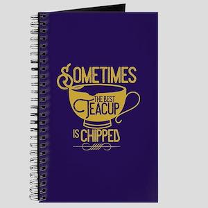 OUAT Teacup Journal