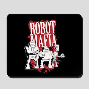 Futurama Robot Mafia Mousepad